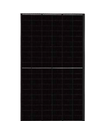 JA Solar 325W Mono MBB Percium Half-Cell All Black MC4
